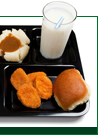 Hih School Lunch Menu