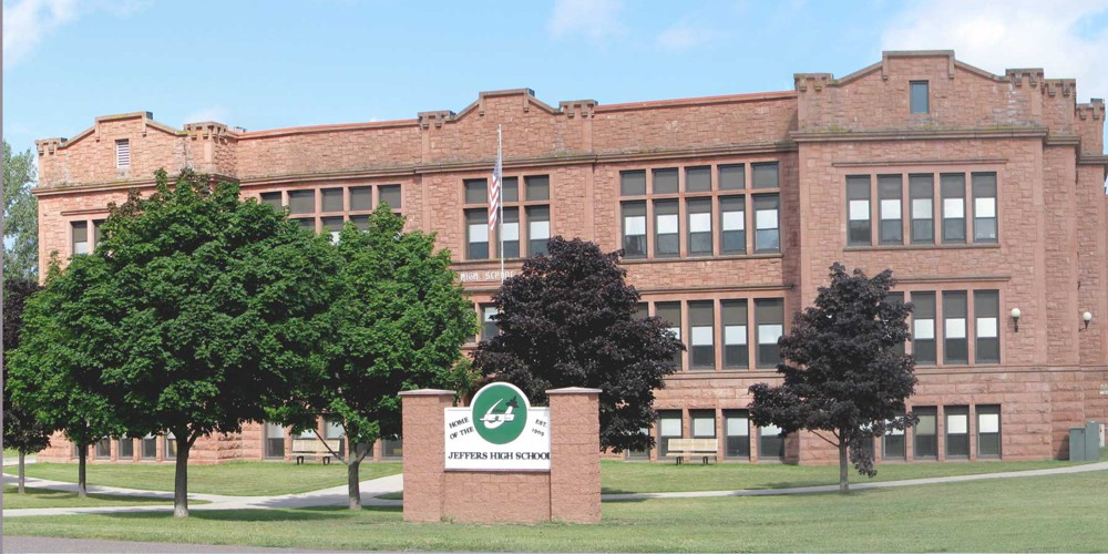 Jeffers High School